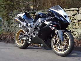 KAWASAKI ZX10R SWAPS/PX WELCOME T4 T5