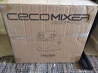 Ceco Food Mixer Compact - Brand new in sealed box
