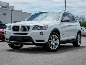 2013 BMW X3 X-3 Technology Premium and back up camera