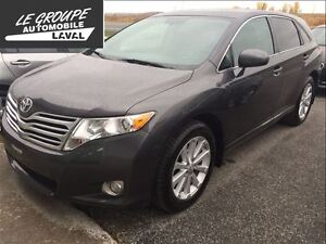 2010 Toyota Venza AWD / CUIR / TOIT OUVRANT