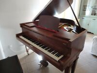 Gabriel Gaveau Grand Piano with Duo Art pianola mechanism - Perfect Condition