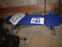 GymRatZ Adjustable Bench - RRP £450 exc postage - Only want £150.