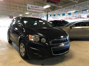 2014 Chevrolet Sonic Auto Air 1 Owner Lease Return Finance Avail