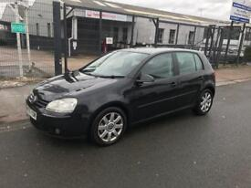 Volkswagen Golf 2.0 GT tdi manual 2005