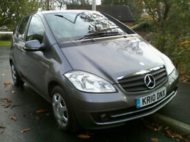 Mercedes-Benz A180 2.0 CDI Classic SE Diesel 5dr 2010 Facelift Model Long MOT