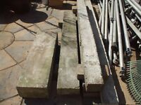 concrete lintels free and one step