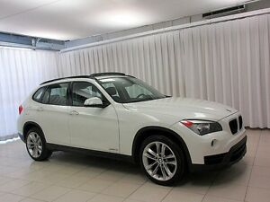 2015 BMW X1 28i x-DRIVE AWD SPORTLINE w/ PANO ROOF & HEATED SE