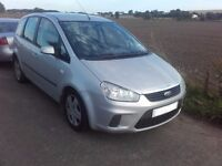 2009 Ford Focus C-Max 1.8 TDCI Silver BREAKING SPARES PARTS