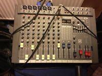 Dynachord Powermate 600 mixer amp