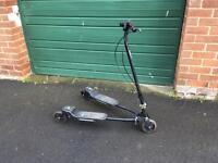 Flicker scooter
