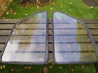 vauxhall nova 2 door hatch glass