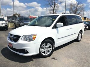 2016 Dodge Grand Caravan CREW**LEATHER**SUNROOF**6.5 TOUCHSCREEN