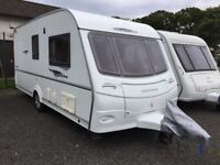 2009 Coachman Pastiche 460/2 Two Berth Caravan with Motor-Mover and Full Service History