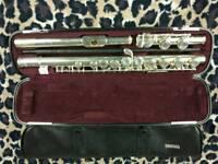 Flute yamaha 311 silver overhauled