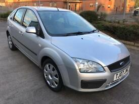 Stunning 2007 07 Ford Focus 1.6LX 5Dr **2 Owners+1 Years Mot+Great Spec**