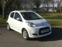 Citroen C1 1.0 i VTR+ 5dr, Top spec, 71k, fresh MOT, £20 Road Tax