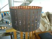 Beautiful Lamp/Light shade in new condition + 3 Free Items (WF17)
