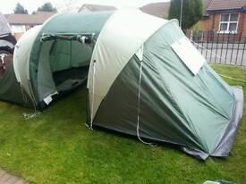 Camping tent & equipment