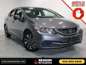 2014 Honda Civic Sedan EX Sunroof A/C Bluetooth Cruise Sieges-Ch