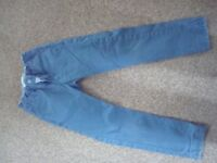 QUICK SLIVER BOYS SUPER SKINNY CHINOS 6 YRS