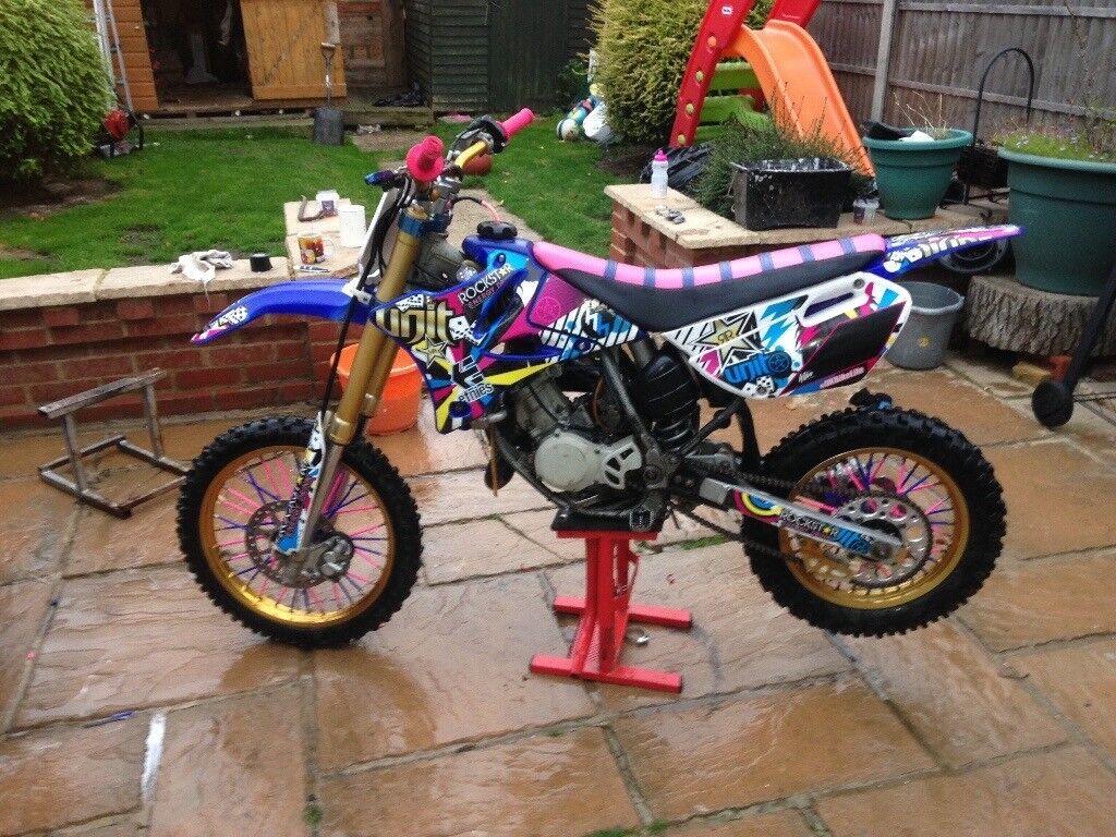 2008 yamaha yz 85 motocross bike in gillingham kent gumtree. Black Bedroom Furniture Sets. Home Design Ideas
