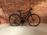 Sleek hybrid bike, excellent condition, GT Traffic