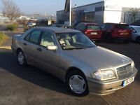 Mercedes C250 C Class Turbo Diesel Auto EXCELLENT CONDITION Full history, Silver