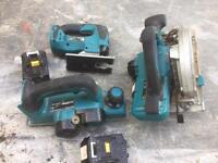 Makita cordless tools