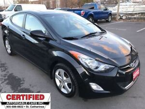 2012 Hyundai Elantra GL ** HTD SEATS, SUNROOF, BLUETOOTH **