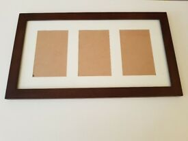 Used photo frames selection £1.50 each