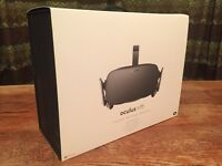 Oculus Rift CV1 - Manchester - Boxed - Great Condition - Your Chance To Escape Reality!