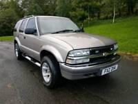 Chevrolet blazer 4.3 petrol automatic