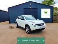 2014 Nissan Juke 1.5Dci with ONLY 37k miles