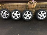 Peugeot wheels and tyres for sale