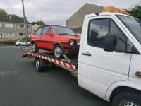 Recovery transport service tow truck breakdown car pick up towing service cars also bought for cash