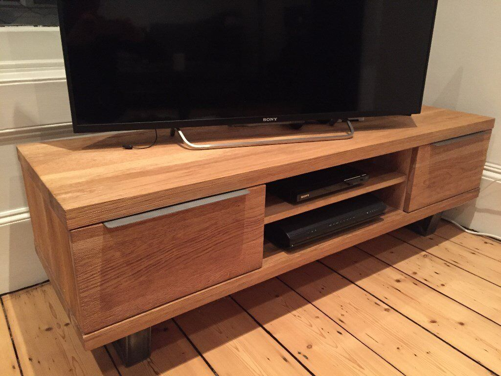 sneakers for cheap 3adc1 a5601 John Lewis Calia TV Stand in Solid Oak. Perfect condition | in Ladbroke  Grove, London | Gumtree