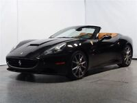 2011 Ferrari California Mags 20po Diamond Finish / Leds Steering