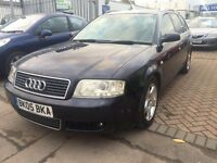 2005 05 AUDI 1.9 TDI AUTOMATIC FINAL EDITION RARE CAR STACKS AND STACKS OF SERVICE VERY TIDY CAR