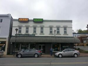 COMMERCIAL SPACE ON  KING ST. BRIDGEWATER NOW OR APRIL 1ST