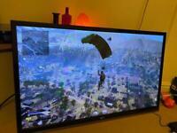 LG 42 Inch Full HD 1080p Smart LED TV - 42LS570T