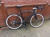 Carbon Fibre Planet X bike for sale