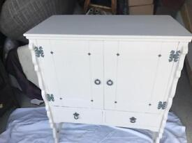 Sideboard-unit - dressing table.