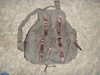 Sativa Hemp Medium sized rucksack