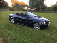 Bmw 325 m sport convertible 1 previous lady owner from new