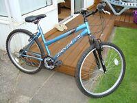 Stealth Santa fe Ladies bike,