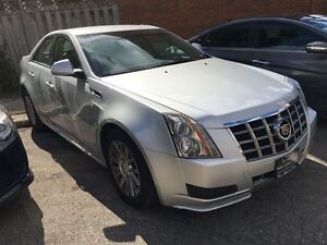 2012 Cadillac CTS AWD | NO ACCIDENTS | LEATHER Kitchener / Waterloo Kitchener Area image 5
