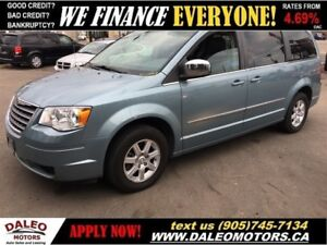 2010 Chrysler Town & Country TOURING   LEATHER   BACK-UP CAM!