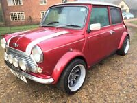 1999 Classic Rover Mini Cooper Sportspack 1.3i MPi - Investment Opportunity - New MOT & Warranty