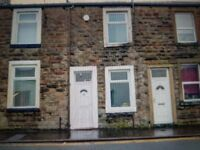 A large and spacious 2 double bedroom terrace house in Burnley for sale.