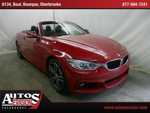 2015 BMW 435i xDrive + M PERFORMANCE PACKAGE
